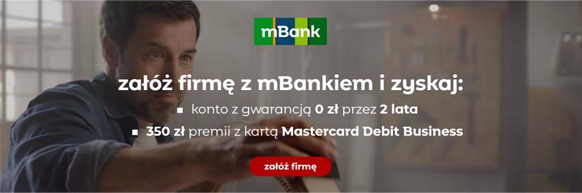 350 zł premii z kartą Mastercard