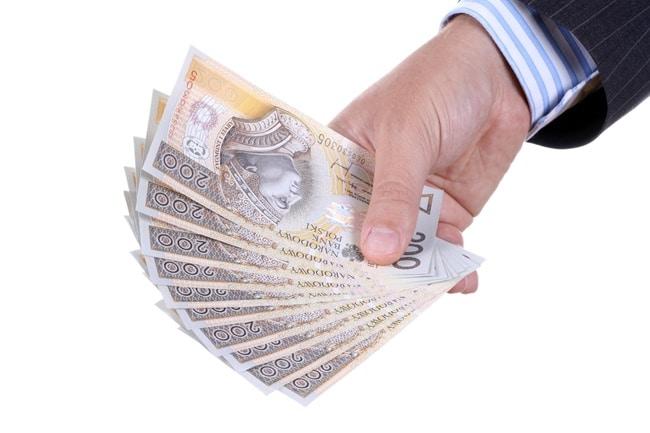 mini pożyczka