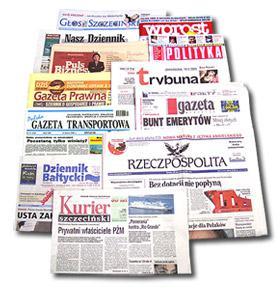 kontakt artykuły prasowe