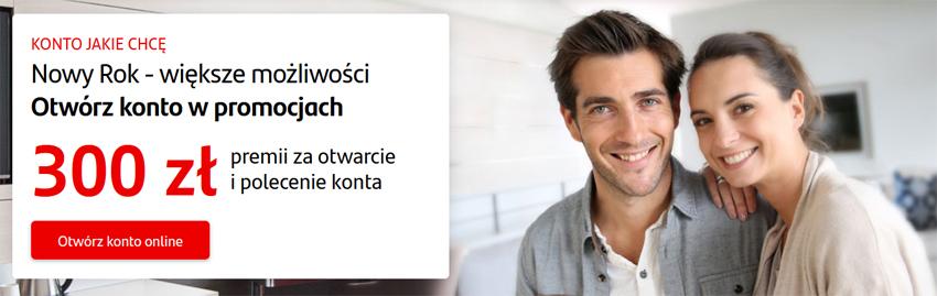Konto Jakie Chcę w Santander Bank Polska