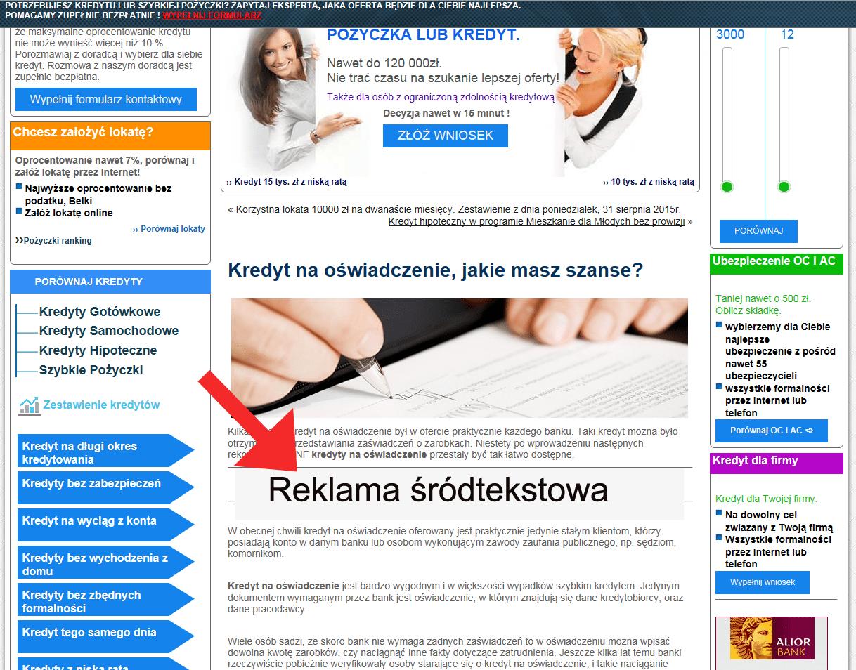 srodekstowa 03 REKLAMA W ECASA.PL