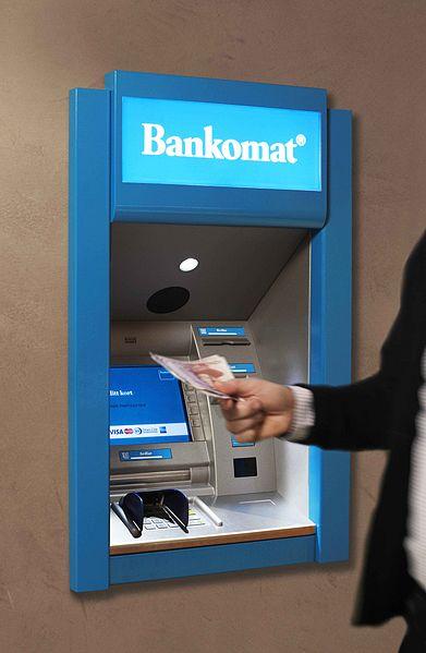 gdy bankomat nie wypłaci pieniędzy